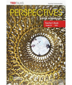 Книга для учителя Perspectives Upper-Intermediate Teacher's Book with Audio CD & DVD