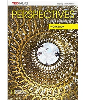 Рабочая тетрадь Perspectives Upper-Intermediate Workbook with Audio CD