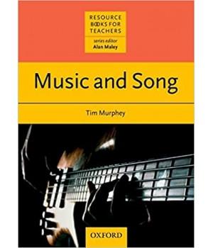 Книга для вчителя Music and Song
