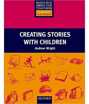 Книга для вчителя Creating Stories with Children