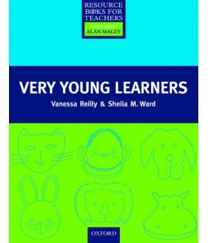 Книга для вчителя Very Young Learners