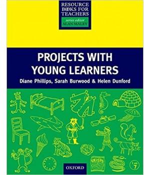 Книга для вчителя Projects with Young Learners
