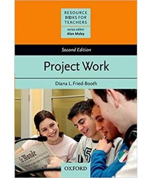 Книга для вчителя Project Work