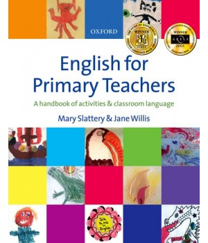 Книга для вчителя English for Primary Teachers Book and Audio CD Pack
