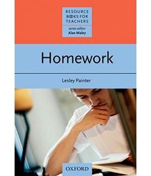 Книга для вчителя  Homework