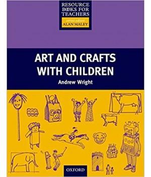 Книга для вчителя Art and Crafts with Children