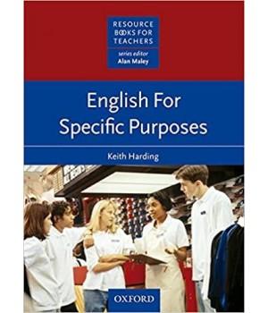 Книга для вчителя English for Specific Purposes