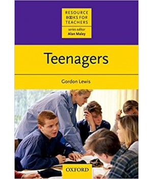 Книга для вчителя Teenagers