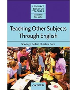 Книга для вчителя Teaching Other Subjects Through English
