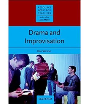 Книга для вчителя Drama and Improvisation