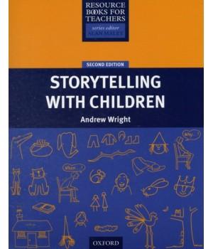 Книга для вчителя Storytelling With Children