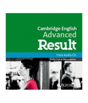 Диск Cambridge English Advanced Result Class Audio CD