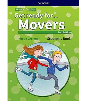 Підручник Get Ready for Movers 2nd Edition Student's Book with Downloadable Audio