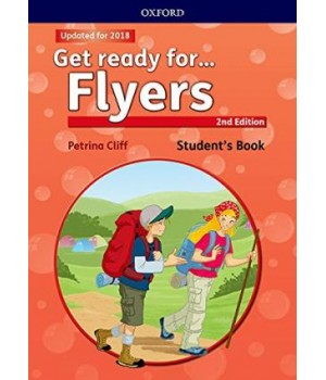Підручник Get Ready for Flyers 2nd Edition Student's Book with Downloadable Audio