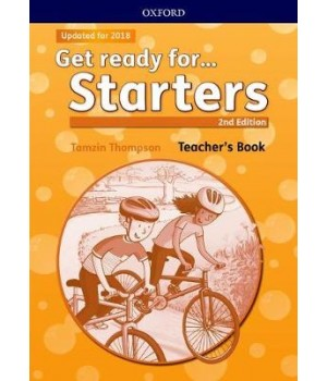 Книга для вчителя Get Ready for Starters 2nd Edition Teacher's Book and Classroom Presentation Tool