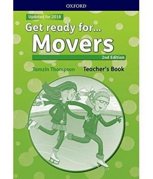 Книга для вчителя Get Ready for Movers 2nd Edition Teacher's Book and Classroom Presentation Tool