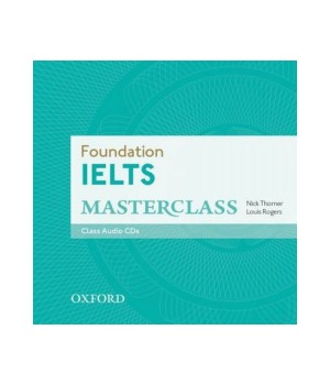 Диск Foundation IELTS Masterclass Class Audio CDs