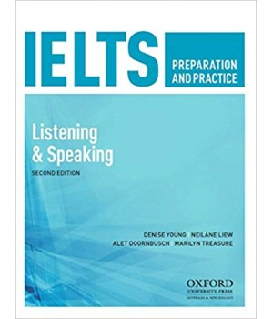 Підручник IELTS Preparation and Practice Speaking and Listening Student's Book