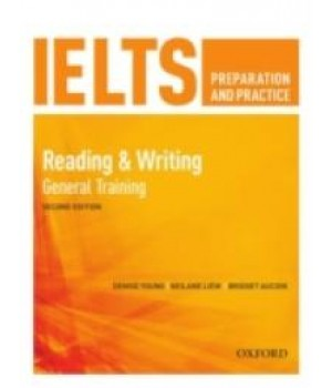 Підручник IELTS Preparation and Practice Reading & Writing General Training Students Book