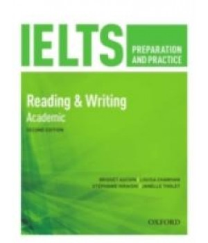 Підручник IELTS Preparation and Practice Reading & Writing Academic Training Students Book