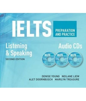 Диск IELTS Preparation and Practice Speaking and Listening Audio CD