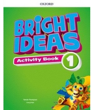 Робочий зошит Bright Ideas 1 Activity Book with Online Practice