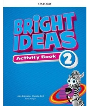 Робочий зошит Bright Ideas 2 Activity Book with Online Practice