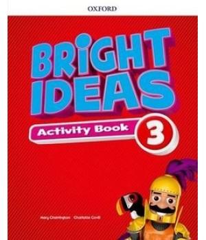 Робочий зошит Bright Ideas 3 Activity Book with Online Practice