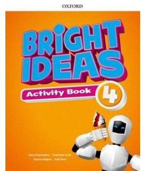 Робочий зошит Bright Ideas 4 Activity Book with Online Practice