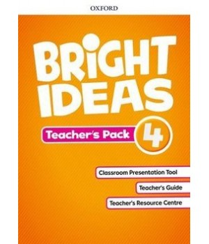 Книга для вчителя Bright Ideas 4 Teacher's Pack