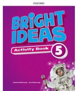 Робочий зошит Bright Ideas 5 Activity Book with Online Practice
