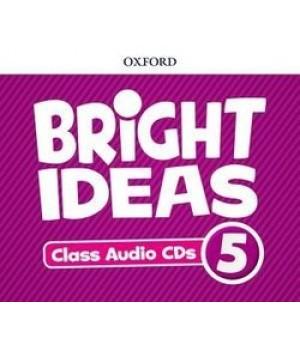 Диски Bright Ideas 5 Audio CDs
