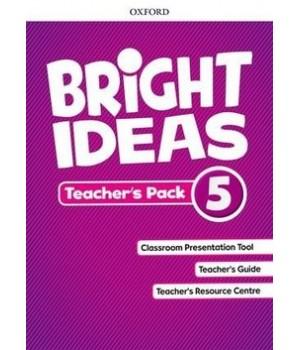 Книга для вчителя Bright Ideas 5 Teacher's Pack