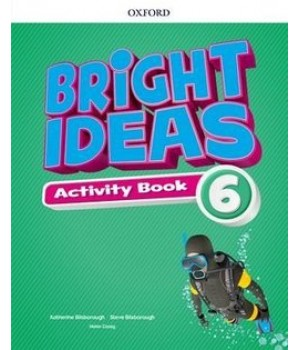 Робочий зошит Bright Ideas 6 Activity Book with Online Practice