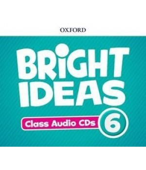 Диски Bright Ideas 6 Audio CDs