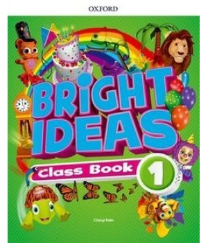 Підручник Bright Ideas 1 Class Book