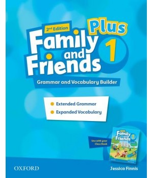 Граматика Family and Friends (Second Edition) 1 Plus Grammar and Vocabulary Builder