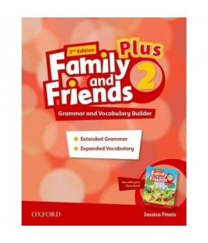Граматика Family and Friends (Second Edition) 2 Plus Grammar and Vocabulary Builder