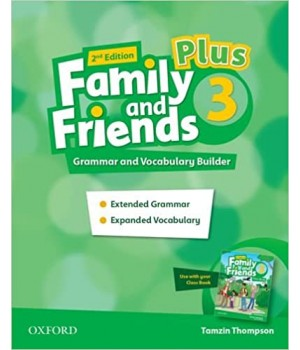 Граматика Family and Friends (Second Edition) 3 Plus Grammar and Vocabulary Builder
