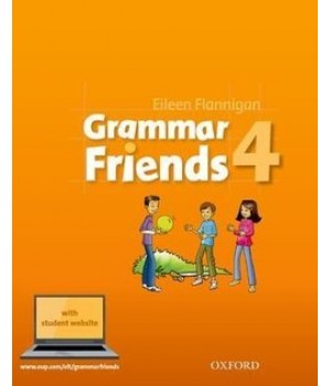 Граматика Grammar Friends 4 Student's Book