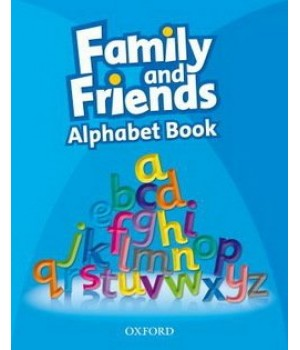 Підручник Family and Friends Alphabet Book