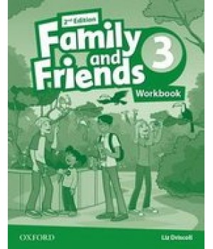 Рабочая тетрадь Family and Friends (Second Edition) 3 Workbook