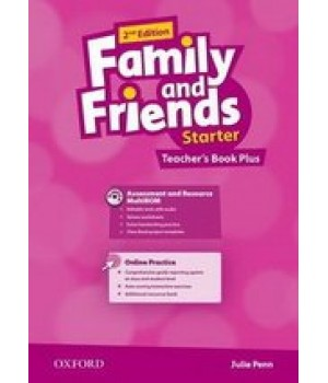 Книга для вчителя Family and Friends (Second Edition) Starter Teacher's Book