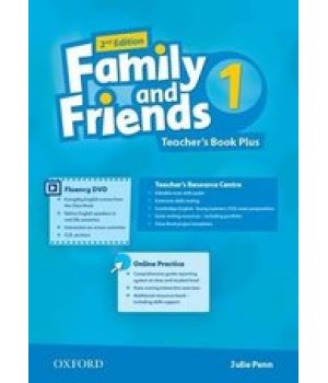 Книга для вчителя Family and Friends (Second Edition) 1 Teacher's Book