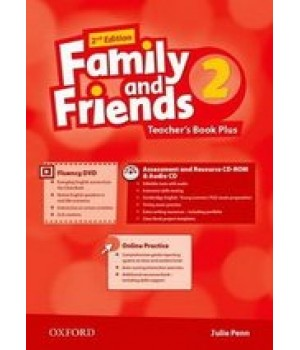 Книга для учителя Family and Friends (Second Edition) 2 Teacher's Book