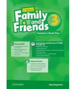 Книга для вчителя Family and Friends (Second Edition) 3 Teacher's Book