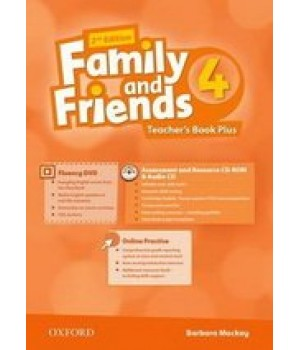 Книга для вчителя Family and Friends (Second Edition) 4 Teacher's Book