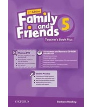 Книга для вчителя Family and Friends (Second Edition) 5 Teacher's Book
