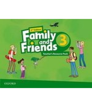 Набір для вчителя Family and Friends (Second Edition) 3 Teacher's Resource Pack