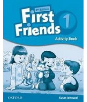 Робочий зошит First Friends Second Edition 1 Activity Book